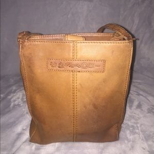 Vintage Fossil Bag Classic Brown #75082